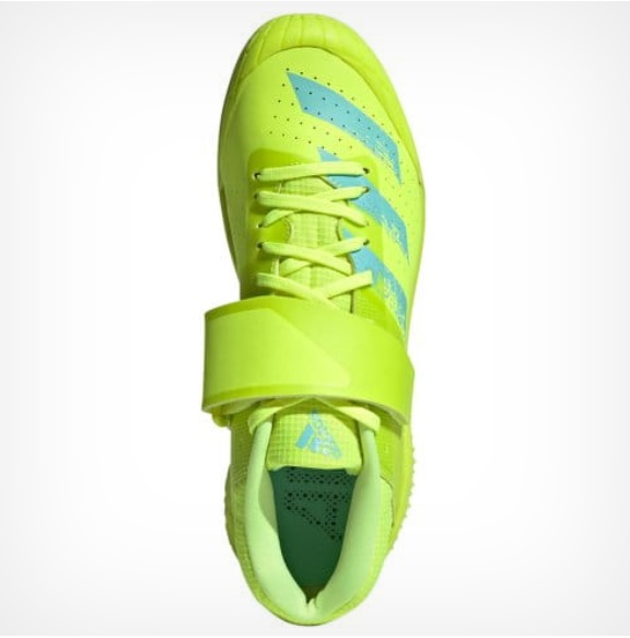 Adidas Adizero Javelin Amarillo